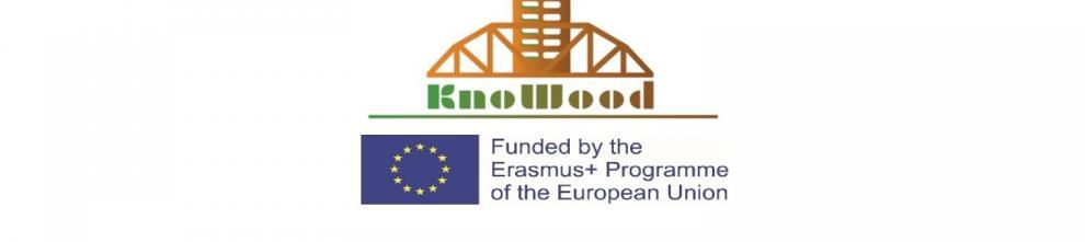 KnoWood Erasmus+ žinių sąjunga