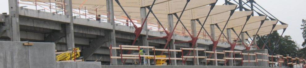 Oster stadium, Vaxjo, Sweden (2011)